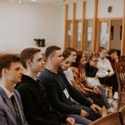Jaunie līderi tiekas Tukumā
