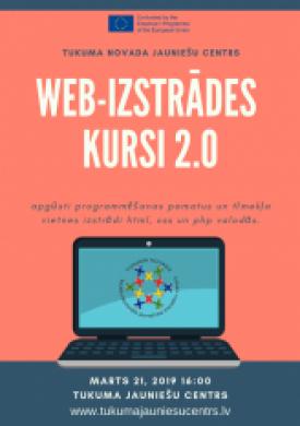 Web - izstrādes kursi